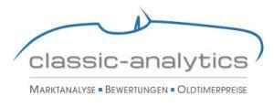 classic-analytics: Marktanalyse, Bewertungen, Oldtimerpreise